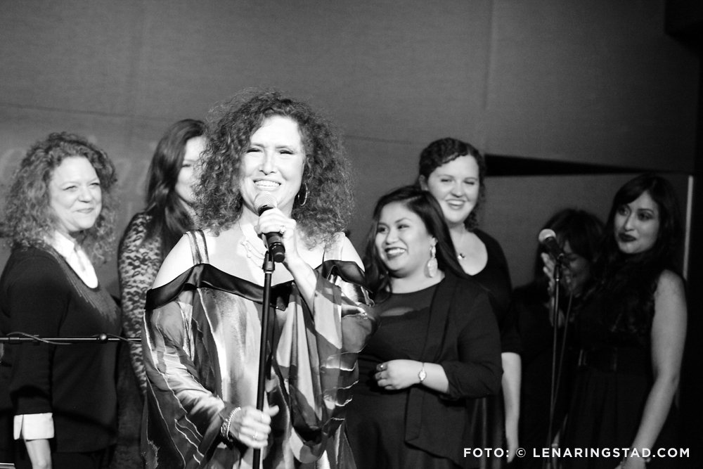 Melissa Manchester and the Citrus College Singers