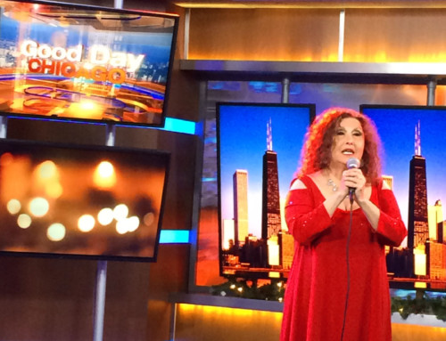 "Melissa Manchester Lends Her 'Light"" to Good Day Chicago's Christmas Special"