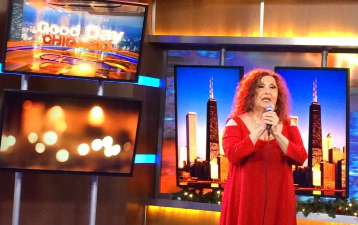 Melissa Manchester performs Let There Be More Light, Happy Hanukkah, on Good Day Chicago