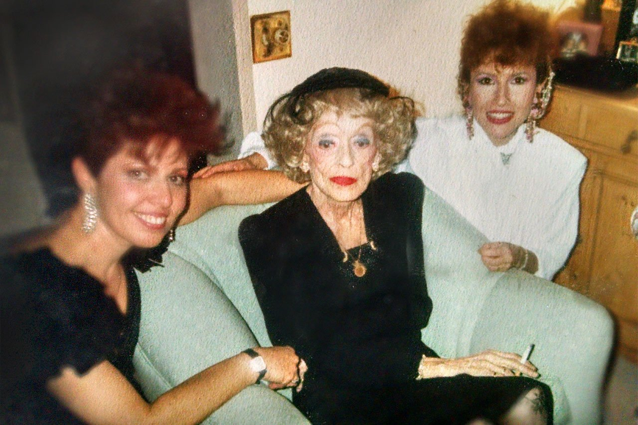 Melissa Manchester and the Bette Davis