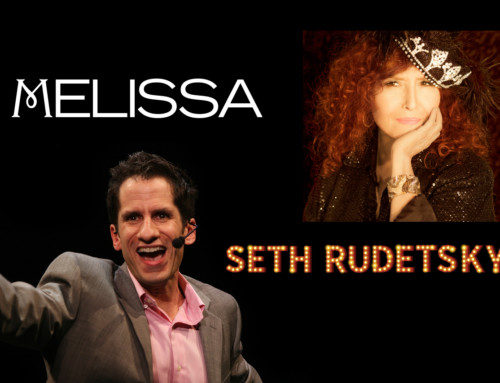 Did you miss Melissa's interview with Seth Rudetsky? Catch it here!