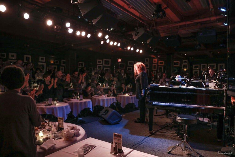 Melissa Manchester, Broadway at Birdland