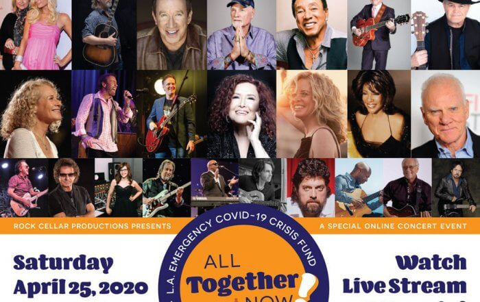 All Together Now - Covid-19 Telethon